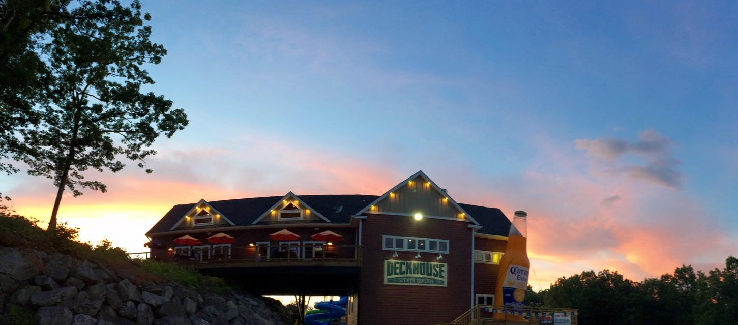 Deck House Sports Tavern - Seacoast Adventure
