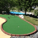 New Greens for Adventure Golf
